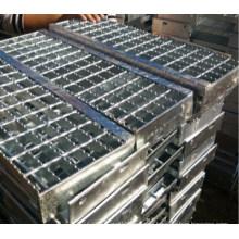 Cheap Price Flooring Galvanized Non Slip Serrated Steel Grating