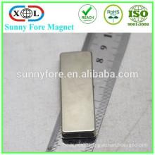 big block shape nicuni coating magnet