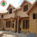 OSB conseil 15mm 18mm pour maison en bois