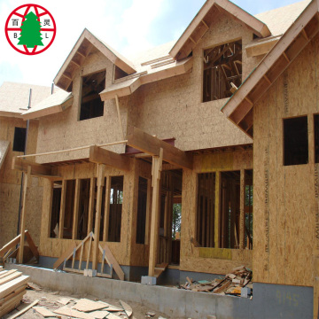 OSB board 15mm 18mm for wooden house