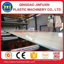 PVC Imitation Marble Sheet Line