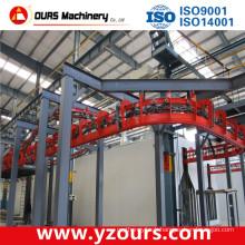Automatic Overhead Chain Conveyor in Coating Line