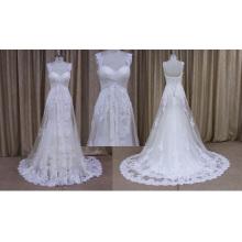 R010 Горячие Продажа Кружева Свадебное Платье 2016