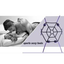 Секс-инструменты для продажи Love Net Restraints Секс-бондаж Секс-привязанность Бондаж