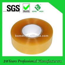 Yellowish BOPP Ahesive Tape for Machine Use