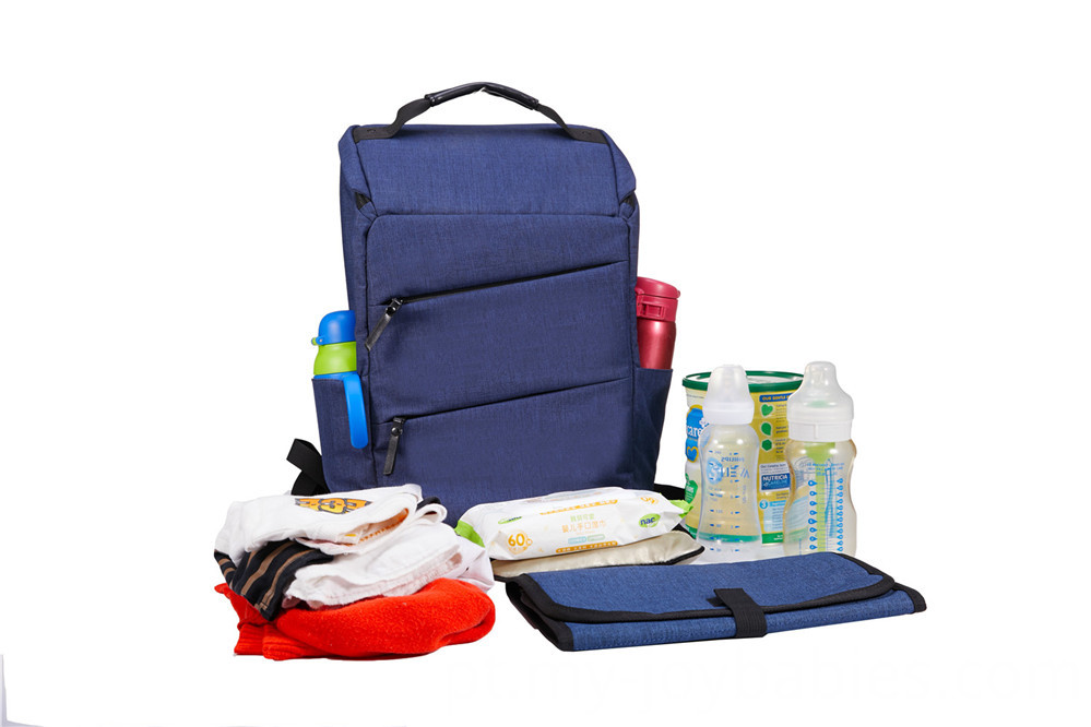 Customized Multifunctional Charging Diaper Bag