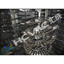 Disposable Plastic Fork/Spoon Silver Vacuum Metallizing Machine