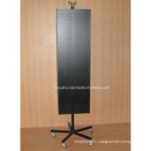 Metal Pegboard Floor Display (PHY2040)