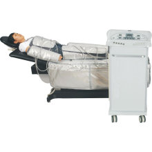 Infrarrojo lejano y electro simulación y presoterapia adelgazante manta