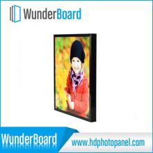 Cor do quadro-negro Metal Design plug-in para Wunderboard folhas de alumínio de sublimação