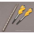 Ferramenta de broca de broca para madeira para trabalhar metais 4 flauta OEM de alta qualidade