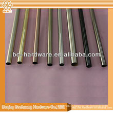 12,16,19mm chrome curtain tube , chrome curtain pipe , chrome curtain rod