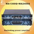 Haut-parleurs Professional Lound haute puissance (MA1300Q + MA2400S)
