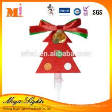 Cadeaux de décoration de Noël non parfumés professionnels Birhday Candle