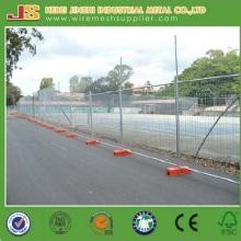 2.1X2.4meter Temporary Construction Zaun Panel von der Fabrik