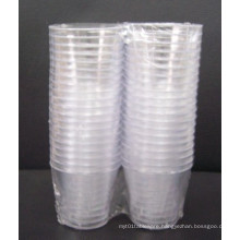 2oz Plastic Glass 2 Oz Shot Glasses Hard Plastic Mini Wine Glass Party Cups