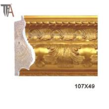 Wood Curtain Frame for Home Decoration