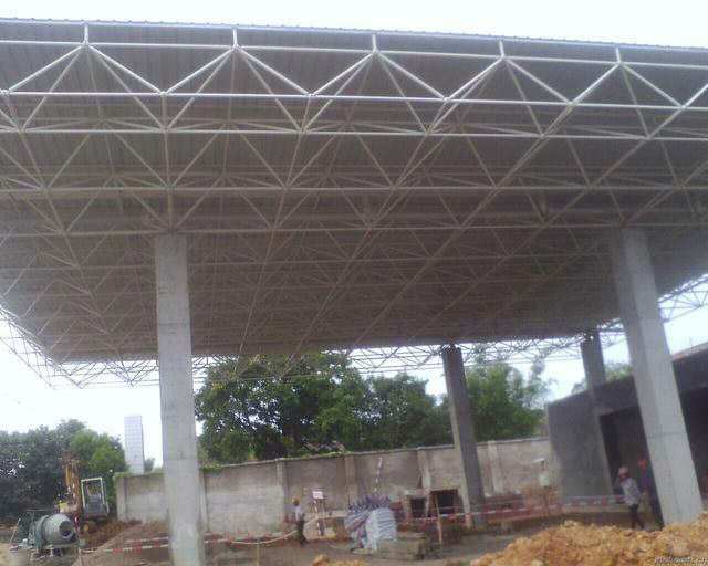 Light Weight Steel Trusses