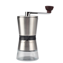 Manual coffee grinder easy to hold