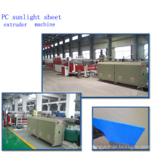 PC Hollow Board Extruder Machinery