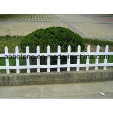 Valla de jardín de PVC