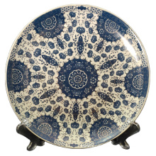 Hot Sale Eco-Friendly Western Porcelain Plate For Housewife Ceramic Household Tableware