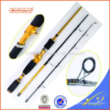 TVR010-6 Travel Rod China Cheap Fishing Tackle In 3 Sections Carbon Fiber Fishing Rod