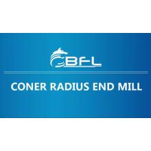 BFL CNC Carbide Corner Radius End Mills,Solid Carbide Corner Radius Milling Cutter