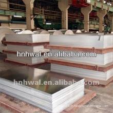 1100 Feuille d'aluminium pour différentes utilisations: équipements industriels, cuisinière, ect