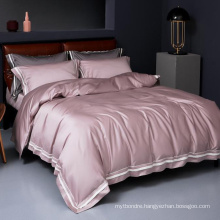Factory Price Single Bed Comfortable Bedding Set Modern Design 1000 Thread Count