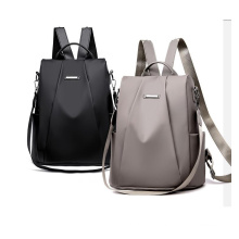 Lady's new fashion shoulders bag travelling bag anti-theft waterproof oxford backpack