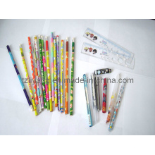 Clear Plastic Printed Film for Stationery