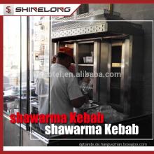 Shinelong Fabrik-gute Qualitätskebab-Grill-Maschine / Kebab, der Maschine herstellt