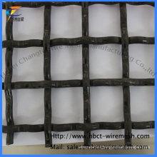 Square Hole Crimped Wire Mesh