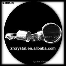 forma redonda de cristal USB flash disk BLKD599