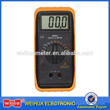 Medidor de inductancia de capacitancia popular DM6243