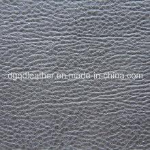 Couro de mobília BS5852-1 resistente ao fogo (QDL-50329)