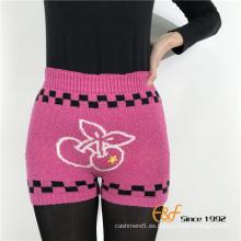 Pantalones cortos de panty de ropa interior suave personalizada de niñas