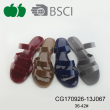 Best Selling Cheap Lady Plastic Slipper