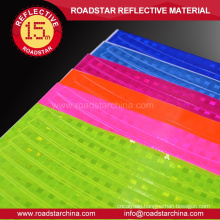 Conspicuous waterproof rim reflective stickers