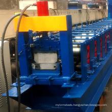 Automatic sheet steel cold plate walk board u scaffolding planks deck roll forming machine