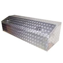 dossel de alumínio da caixa de ferramentas do ute