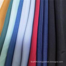 100% Polyetser Formal black Chiffon Nida Abaya Fabric