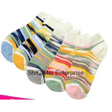 Calcetines de los hombres las mujeres tobillo algodón deportes Terry