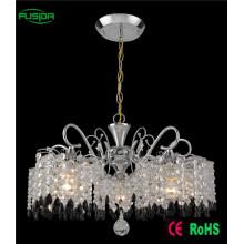 Lámpara cristalina teledirigida de la Antler de los ciervos de la alta calidad / luz pendiente