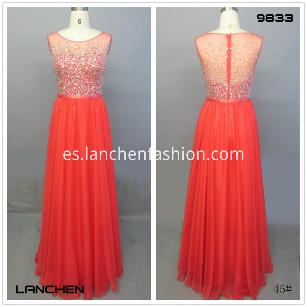 Iullision Beaded Dresses