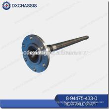 Eje de eje trasero de alta calidad genuino para NHR NKR 8-94475-433-0