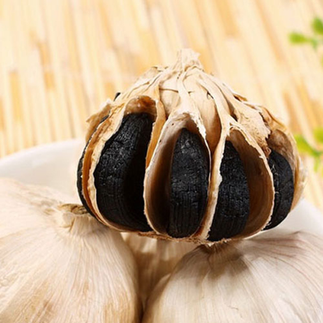 Whole Black Garlic 13