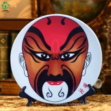 Китайские характеристики показывают керамическую плиту фарфора