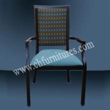 Cadeiras de couro verde da mobília da sala de jantar (YC-E65-09)
